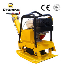 Reversible Two Way Honda Engine Vibratory Plate Compactor